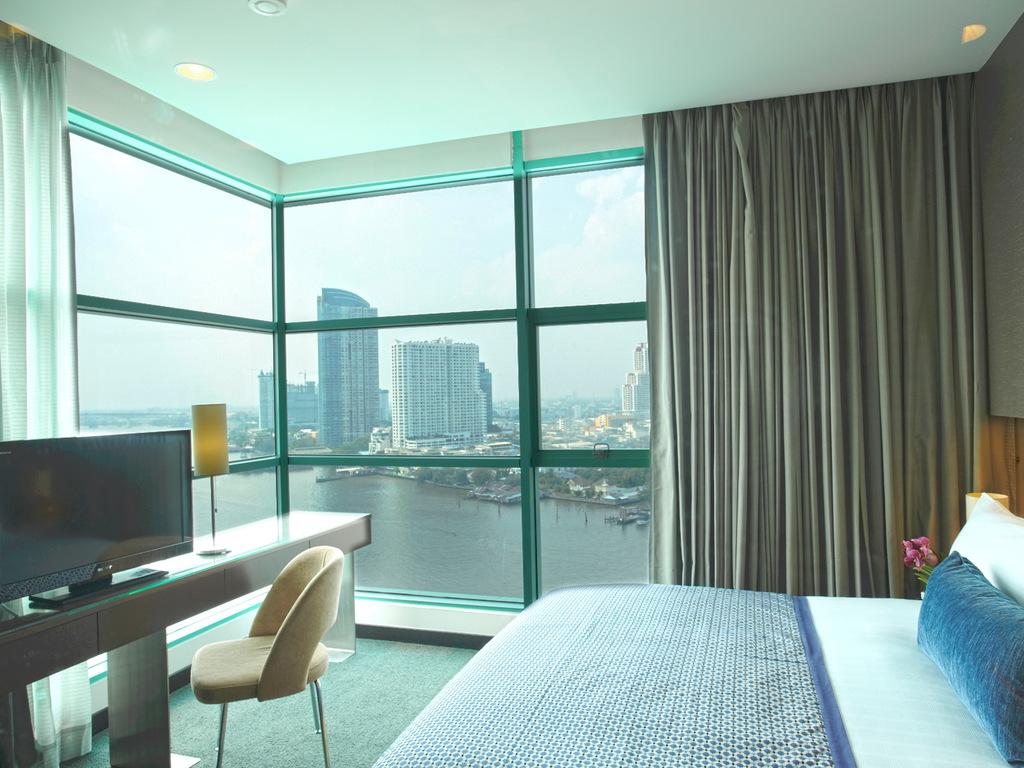 Chatrium Riverside ****(*) in Bangkok