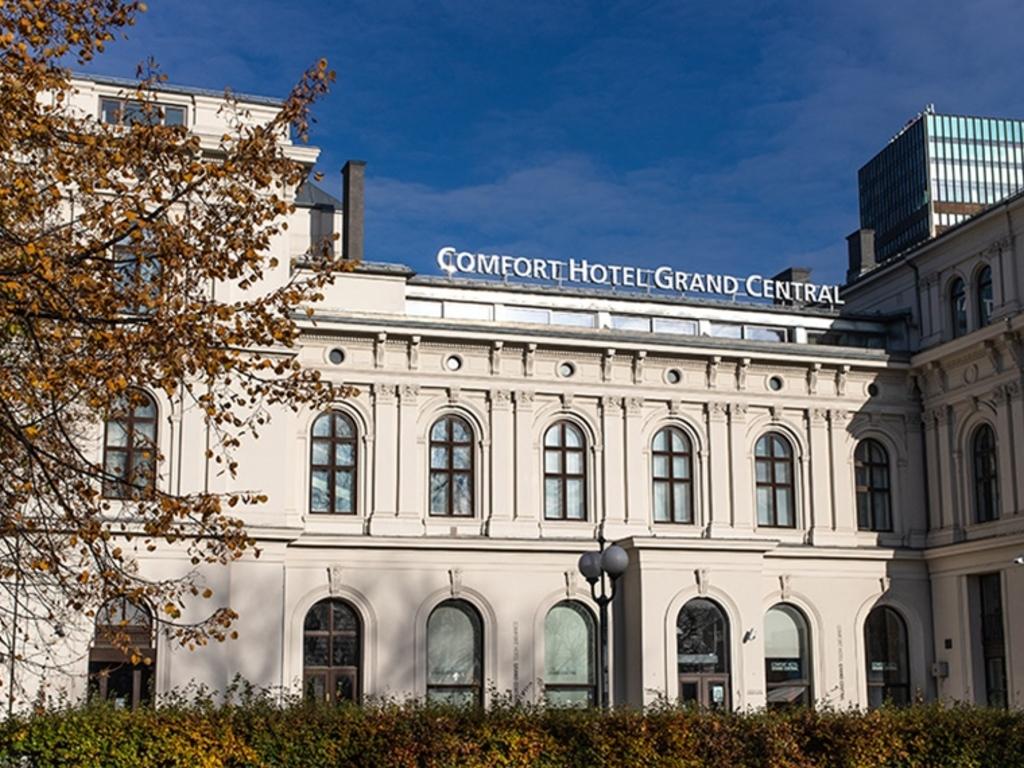Comfort Grand Central *** in Oslo