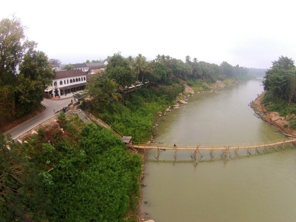 Saynamkhan River View *** in Luang Prabang