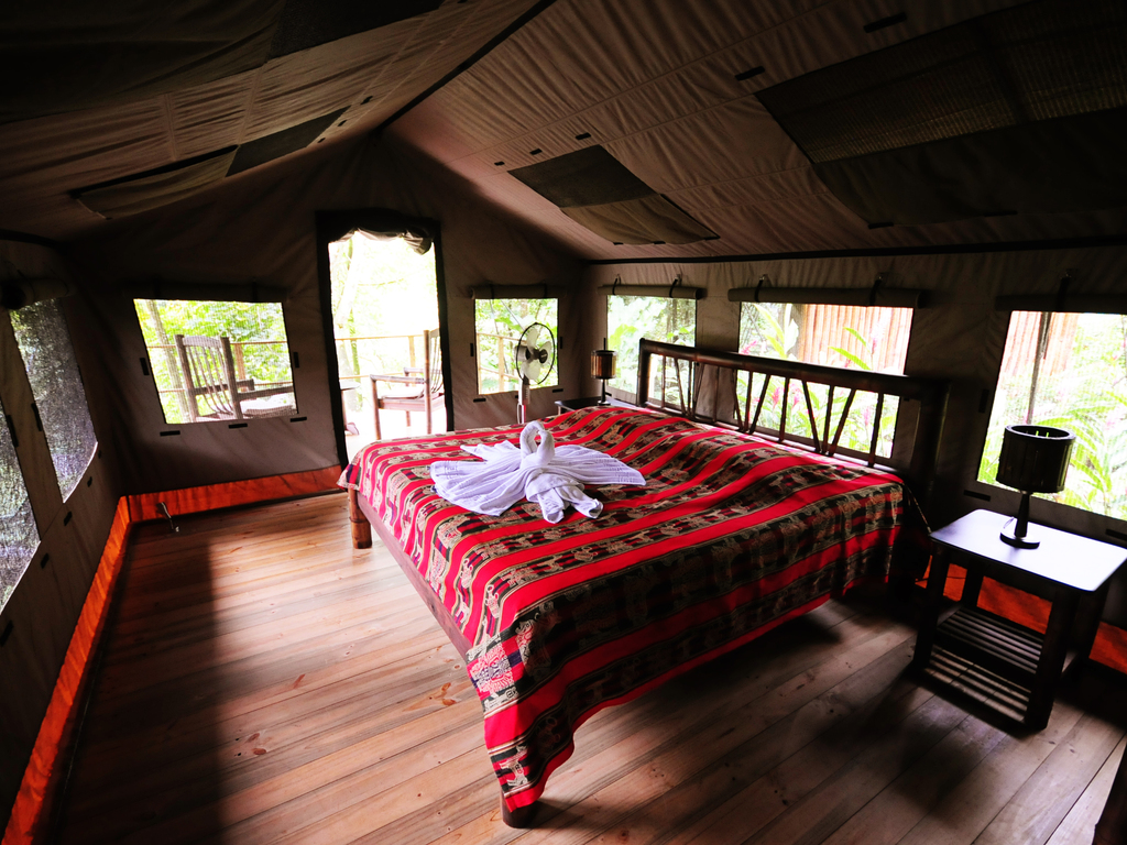 Rio Tico Safari Lodge ** in Ojochal
