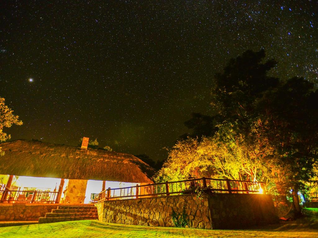 Shashani Safari Lodge *** am Matobo-Nationalpark