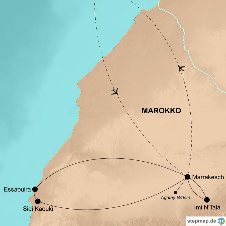 Marokko – Auszeit