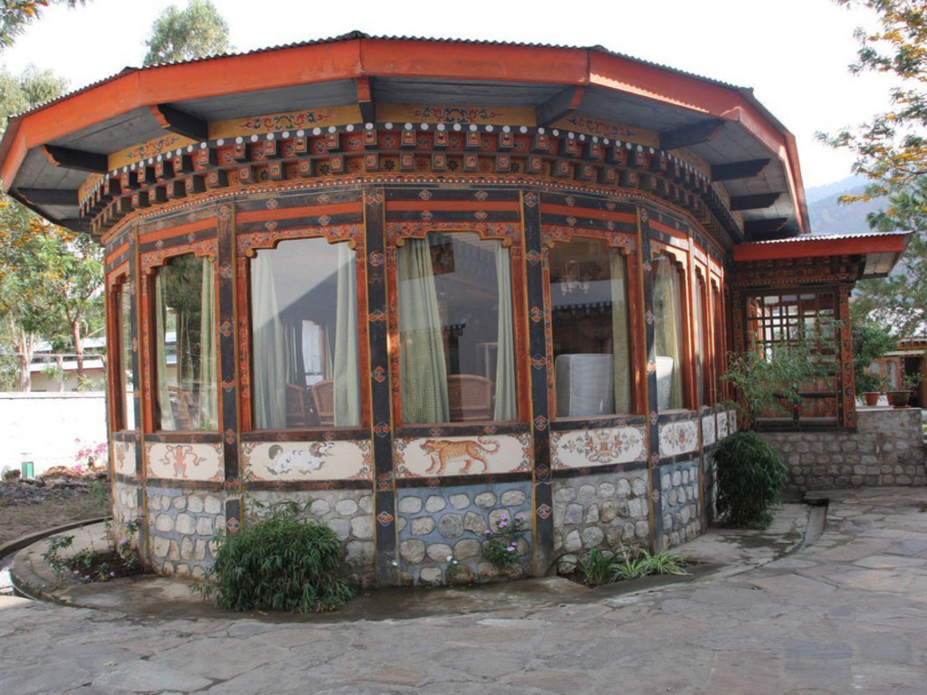 Damchen Resort **(*) in Punakha