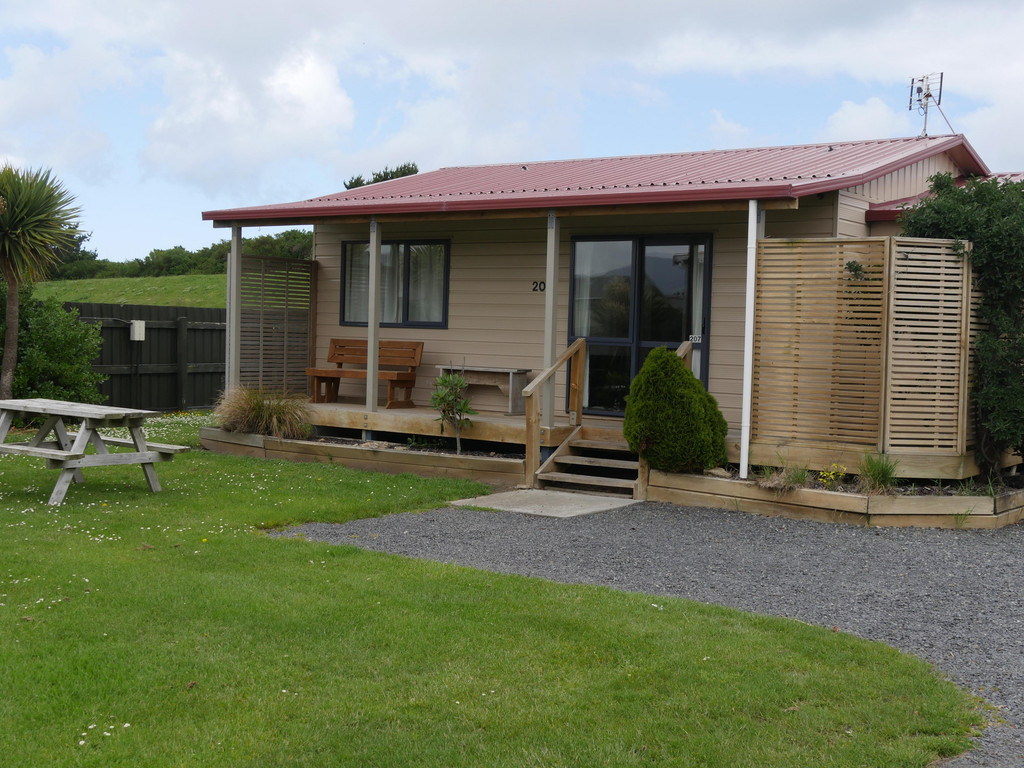 Dunedin Holiday Park and Motels ** in Dunedin