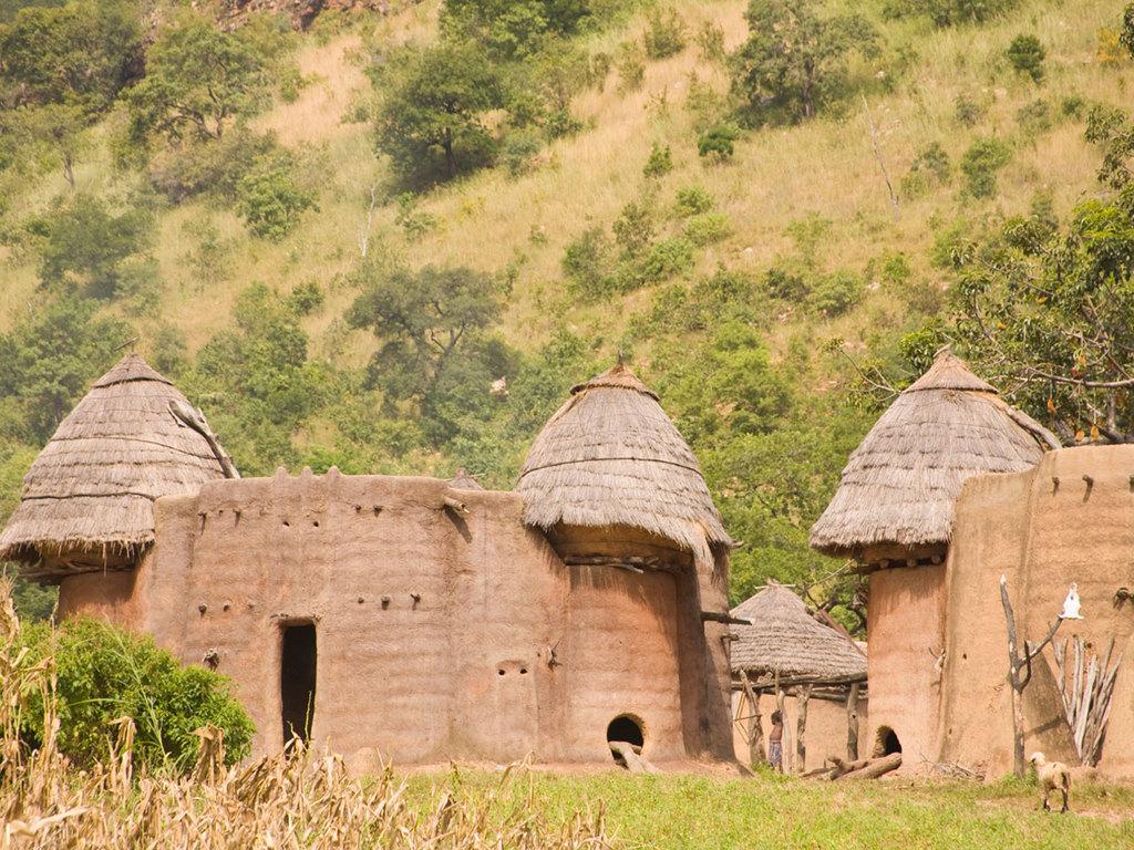 Kara: Tagesausflug in die Dörfer der Tamberma