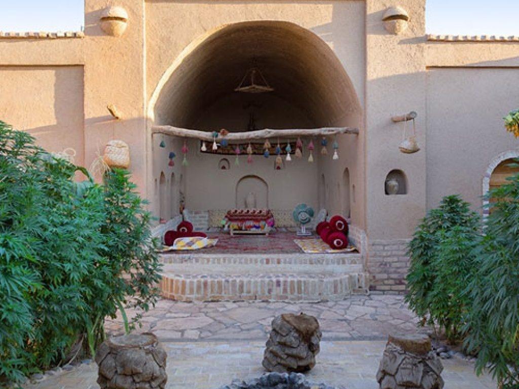 Rohab Karawanserei   in Fahrahzad