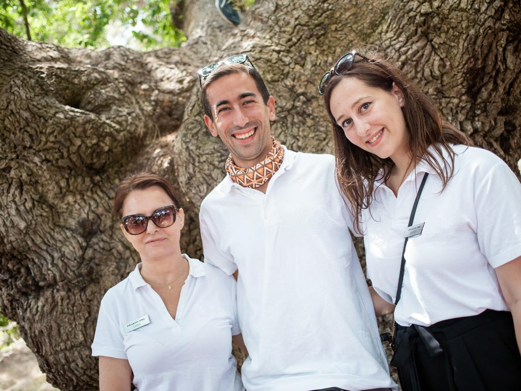 Unser Team in Zypern