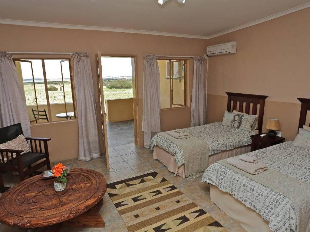 Weltevrede Guest Farm *** in Solitaire