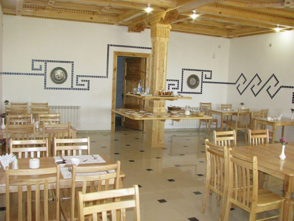 Hotel Malika*** in Samarkand
