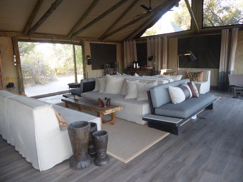 Shokomoka Adventure Tented Lodge *** in der Gomoti Region