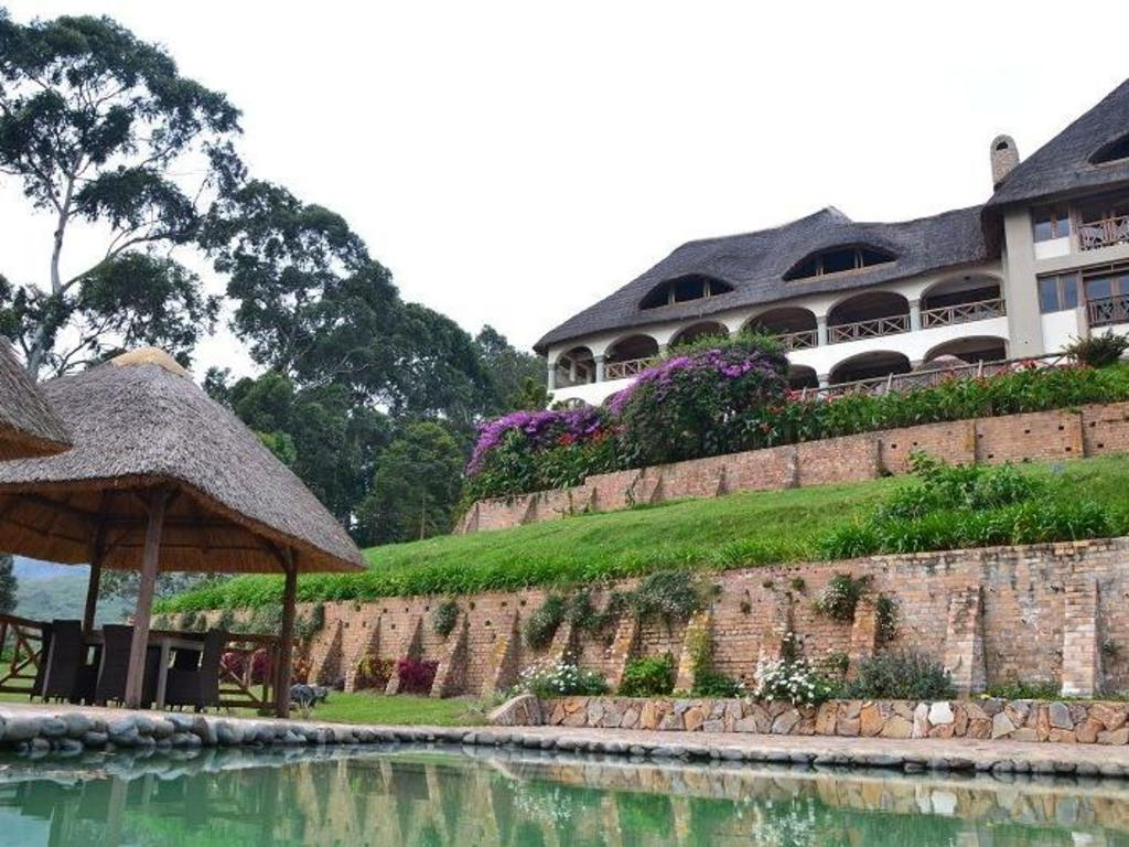 BirdNest Resort **** am Bunyonyi-See
