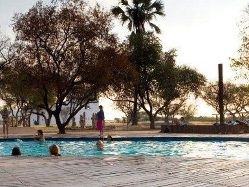 Namutoni Rest Camp*** im Etosha-Nationalpark