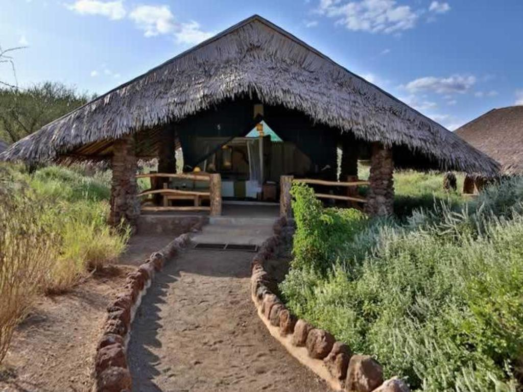Kibo Safari Camp ***(*) am Amboseli-Nationalpark