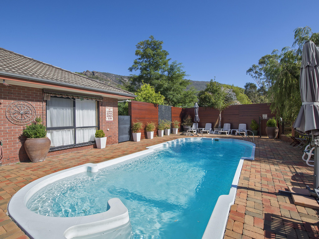 Comfort Inn Country Plaza *** in Halls Gap