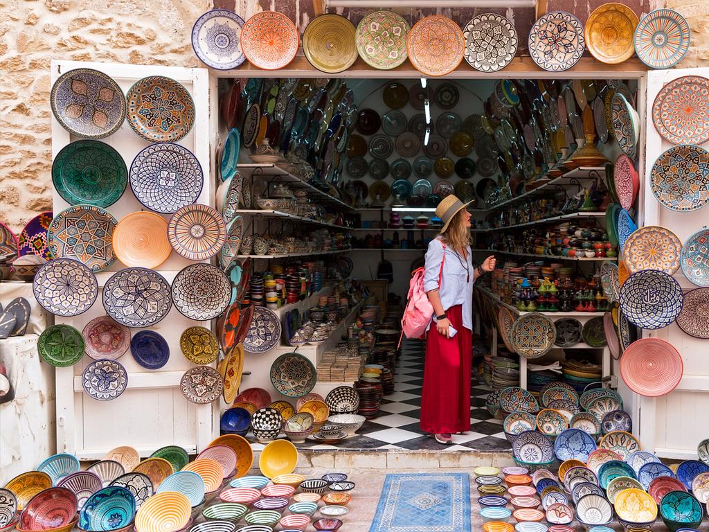 Essaouira : Stadtspaziergang, freier Nachmittag