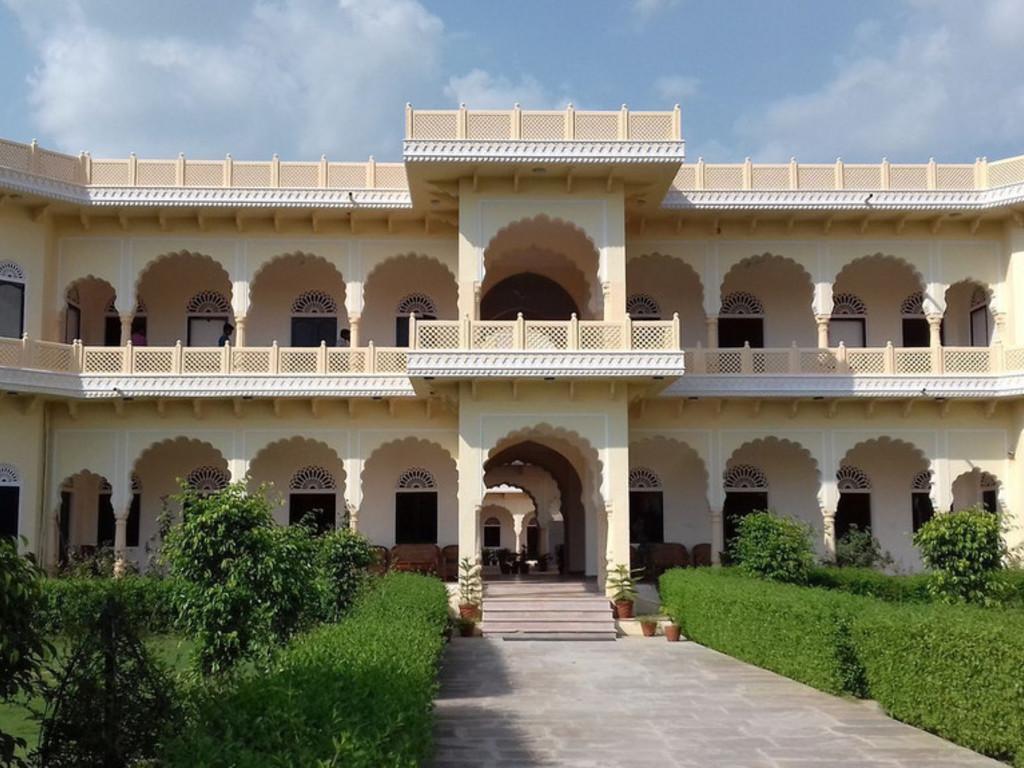 Ranthambore Heritage Haveli *** in Sawai Madhopur am Ranthambore Nationalpark
