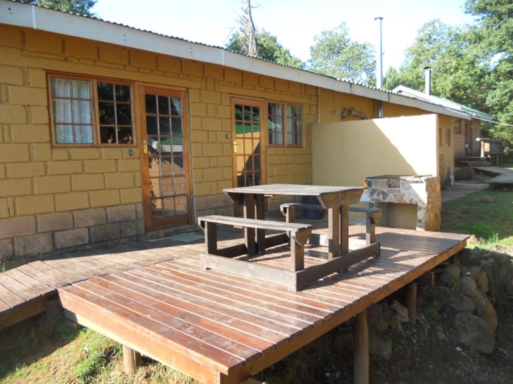Gästehaus The Old Hatchery **(*) in in den Drakensbergen