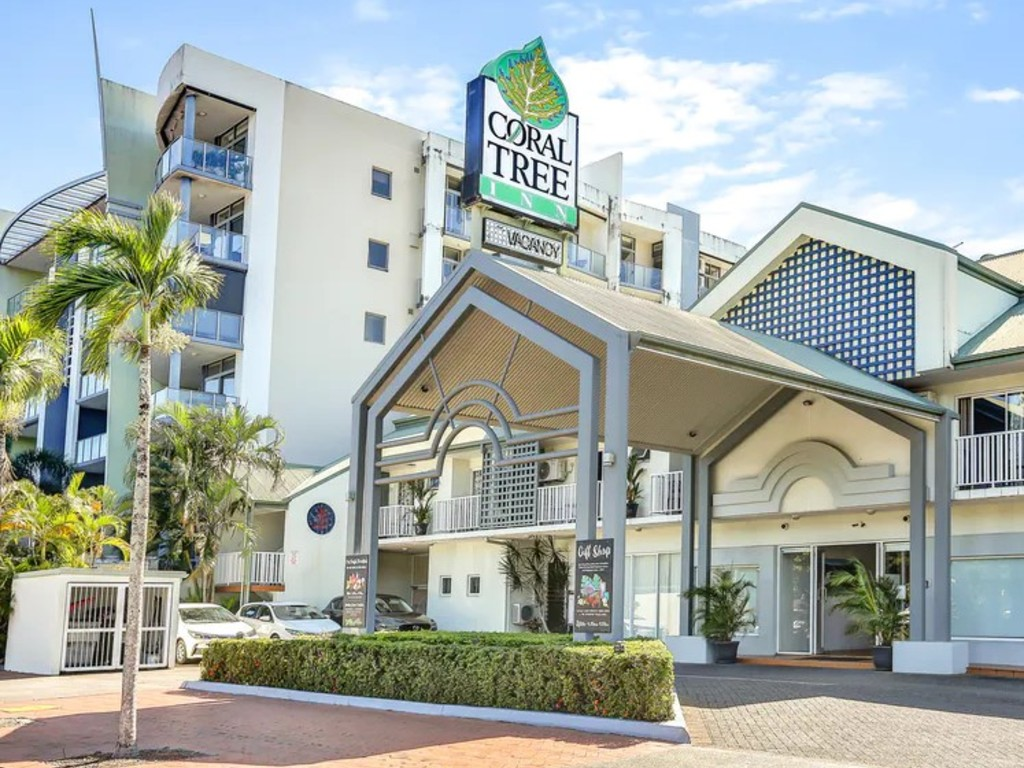 Coral Tree Inn *** in Cairns