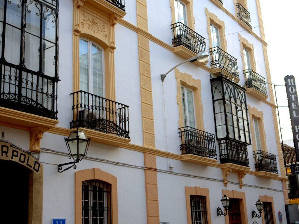 Ronda Hotel Polo *** in Ronda
