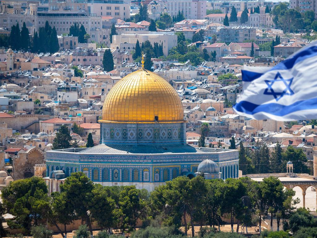 Jerusalem: Ölberg, Via Dolorosa, Grabeskirche, Klagemauer, Berg Zion