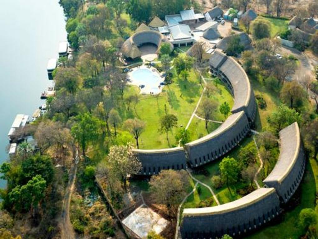 A'Zambezi River Lodge **** in Victoria Falls