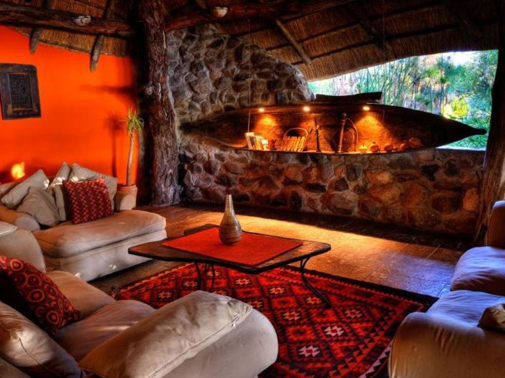 Thamalakane River Lodge ***(*) in Maun