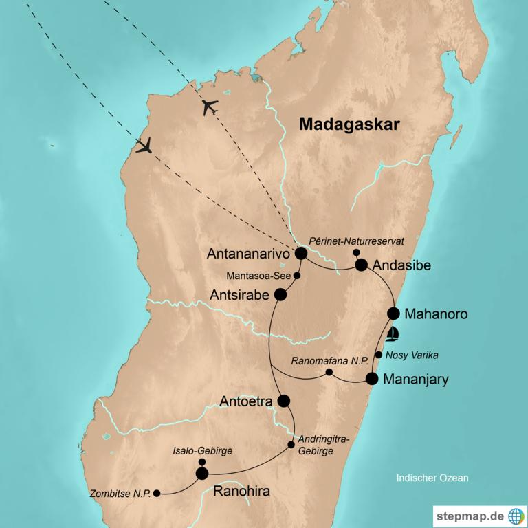 Madagaskar – Mensch und Natur ganz nah