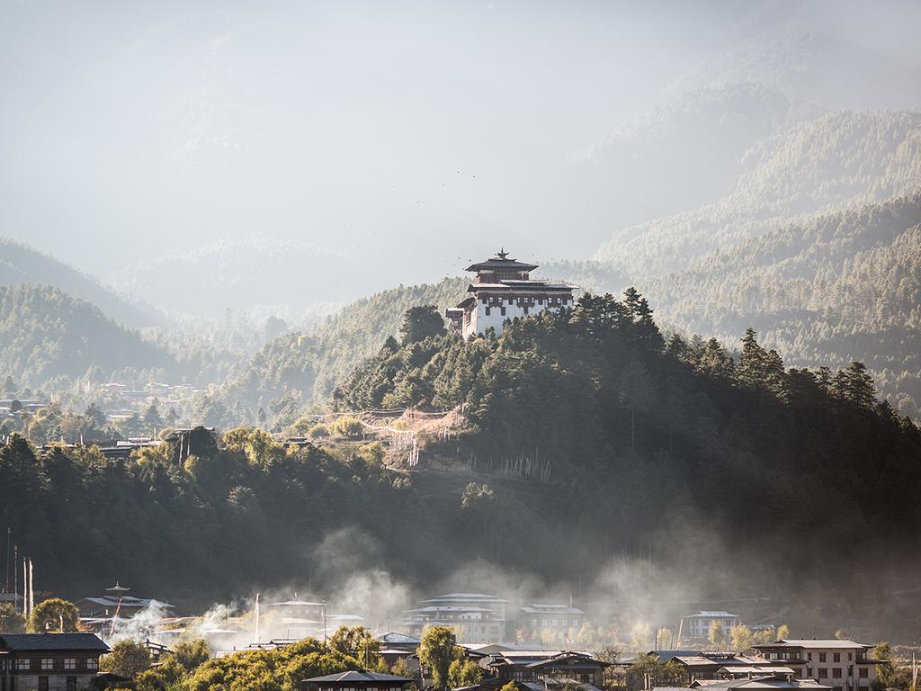 Mongar – Ura-Tal – Jakar: Mongar Dzong, Thrumshing La-Pass