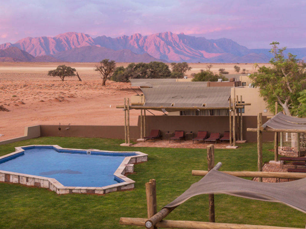 Sossusvlei Lodge **** am Namib Naukluft-Park