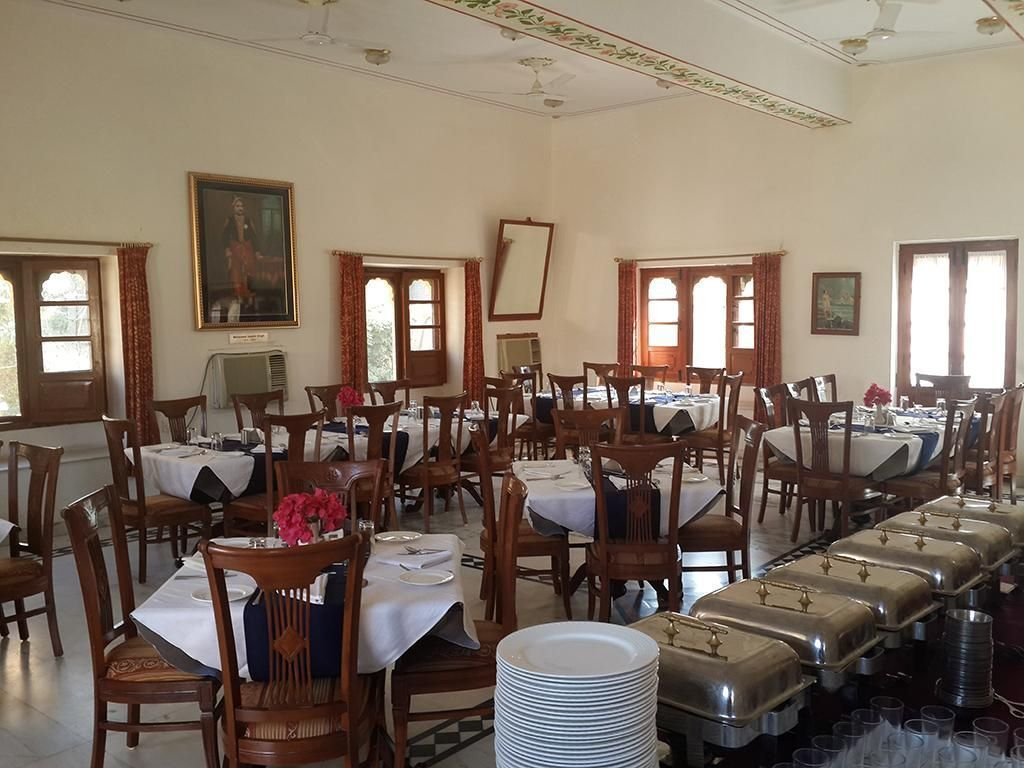 Mandir Palace *** in Jaisalmer