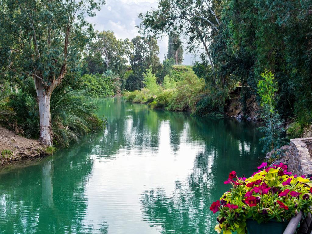 See Genezareth – Banias-Nationalpark – Safed – See Genezareth: Wanderung zum Banias-Wasserfall, Burg Nimrod, Mittagessen bei einer Drusenfamilie, Safed