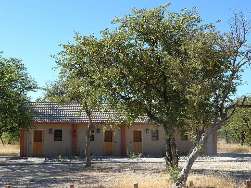 Halali Rest Camp *** im Etosha-Nationalpark
