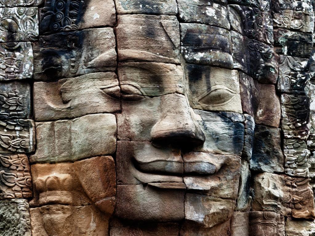 Siem Reap/Angkor: Angkor im Tuk Tuk: Bayon, Angkor Thom, Elefantenterrasse, Ta Prohm, Mittagspause im Hotel, Angkor Wat, Sonnenuntergang bei Angkor Wat