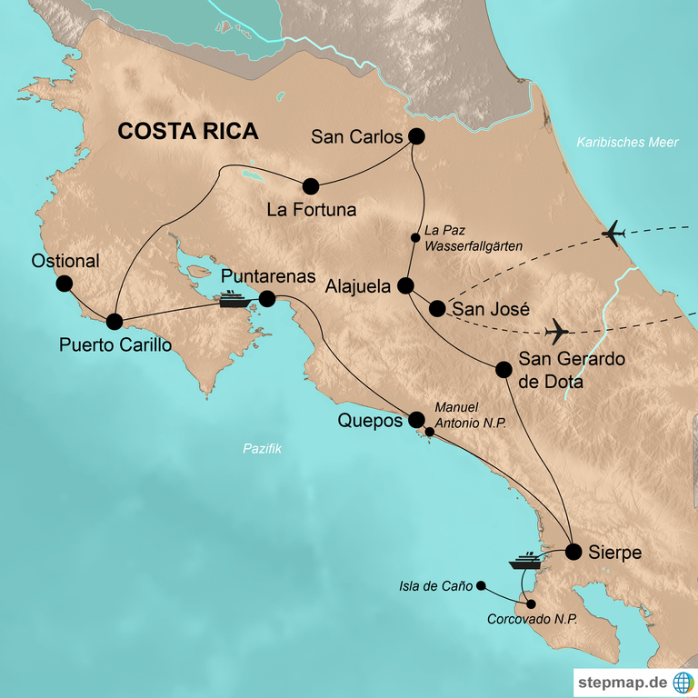 Costa Rica – Joy of Travel