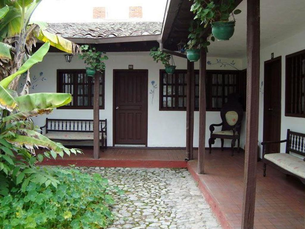 Hacienda Chorlaví *** bei Ibarra
