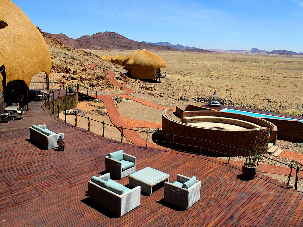 Desert Hills Lodge **** am Namib Naukluft-Park