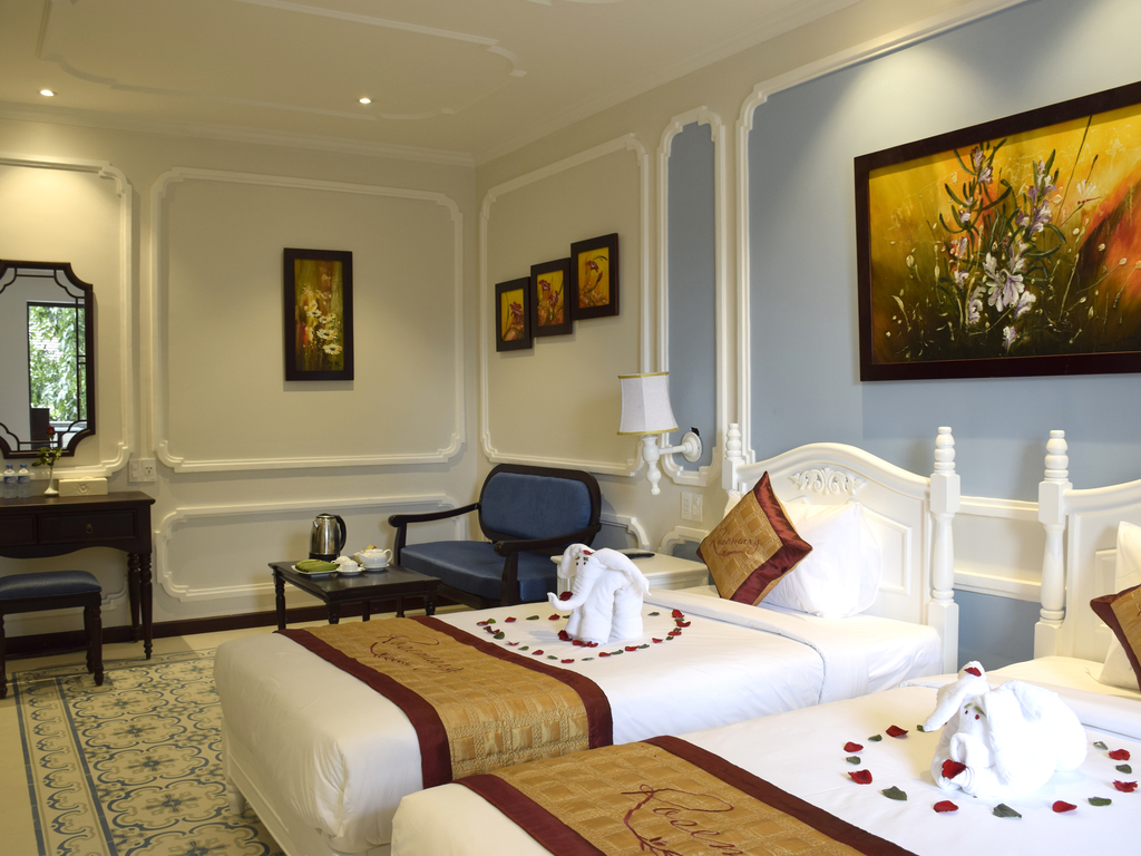 Hotel Rosemary Boutique & Spa***(*) in Hoi An