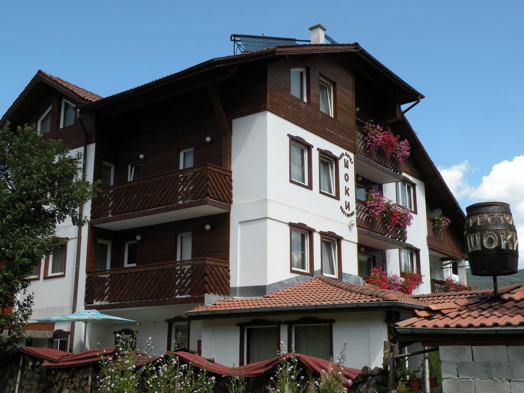 Familienhotel Shoky *** in Tschepelare