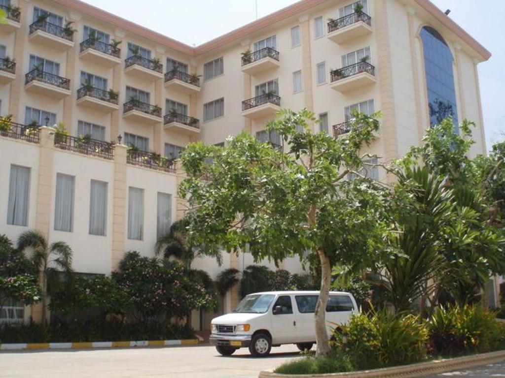 Hotel Stung Sangke*** in Battambang