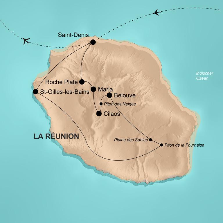 La Réunion – Wanderträume werden wahr
