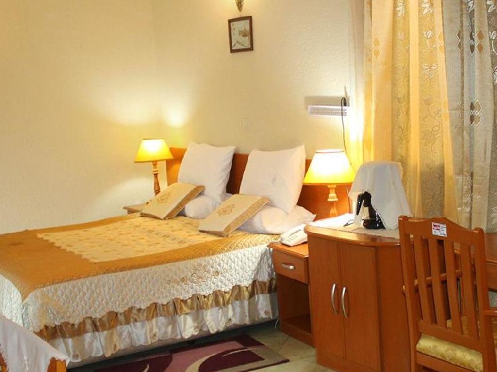 La Palme Hotel ** in Ruhengeri