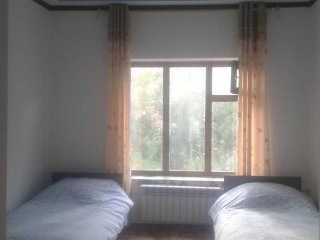 einfaches Gästehaus in Arslanbob