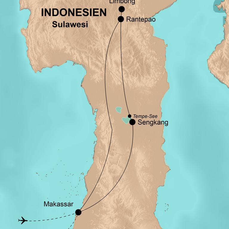 Indonesien – Im Land der tausend Inseln