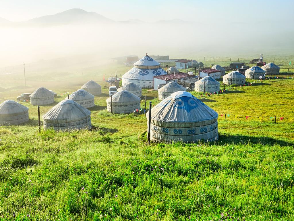 Khustain Nuruu-N.P. – Khangai-Gebirge: Wanderung im Khangai-Gebirge