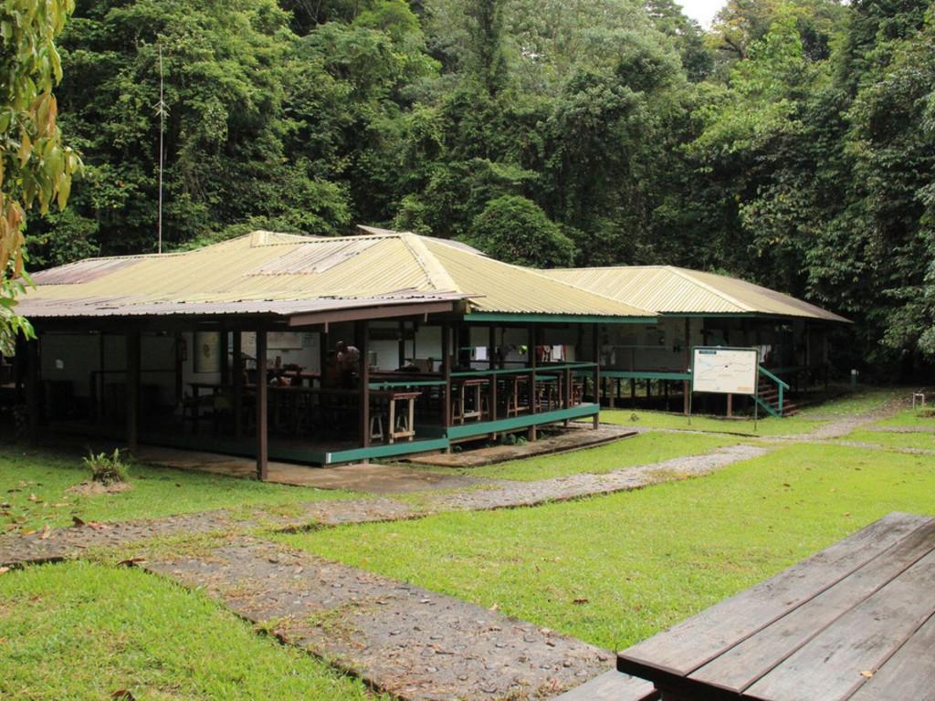 Camp 5 im Mulu-Nationalpark