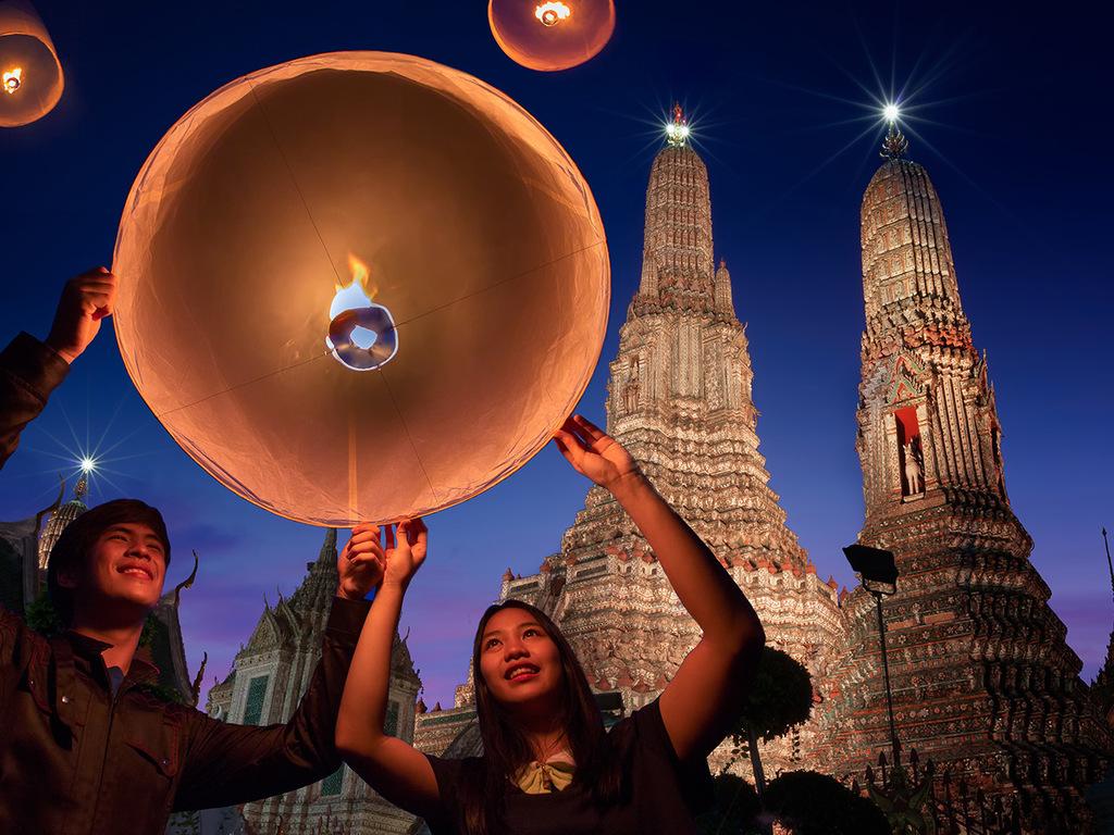 Flug nach Bangkok: Nonstopflug
