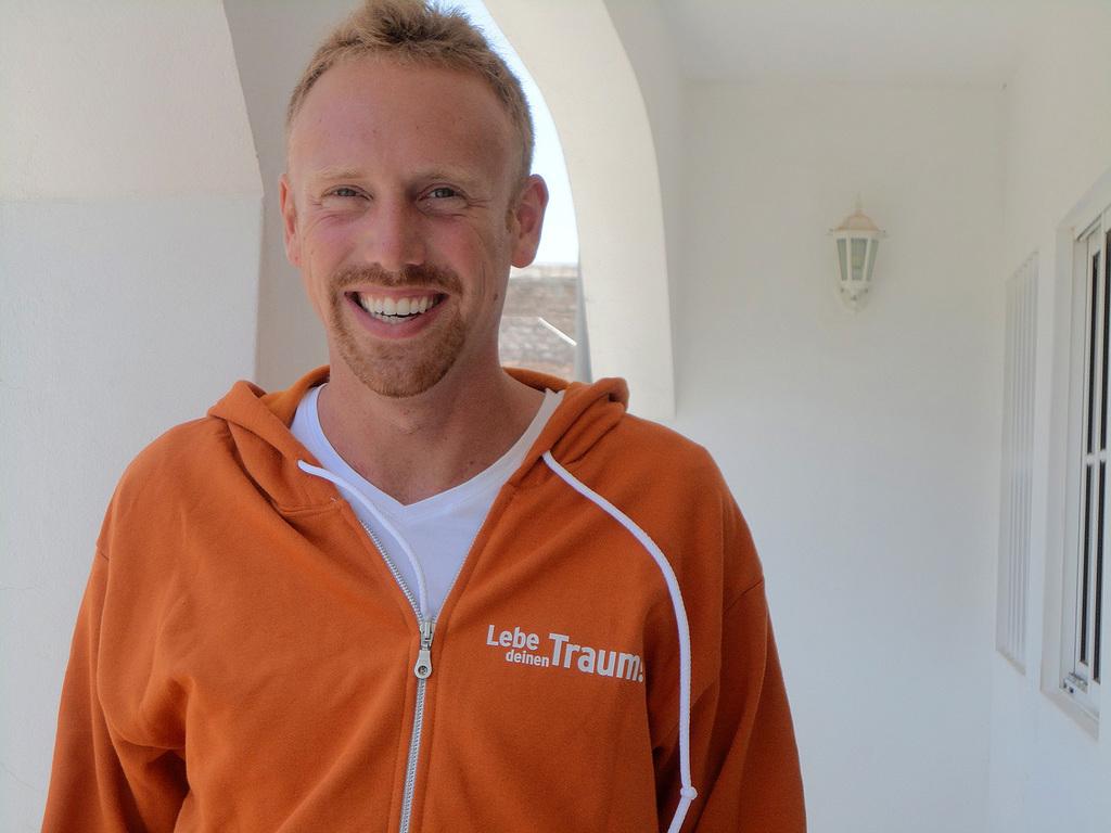 Simon, unser Country Manager auf den Kapverdischen Inseln