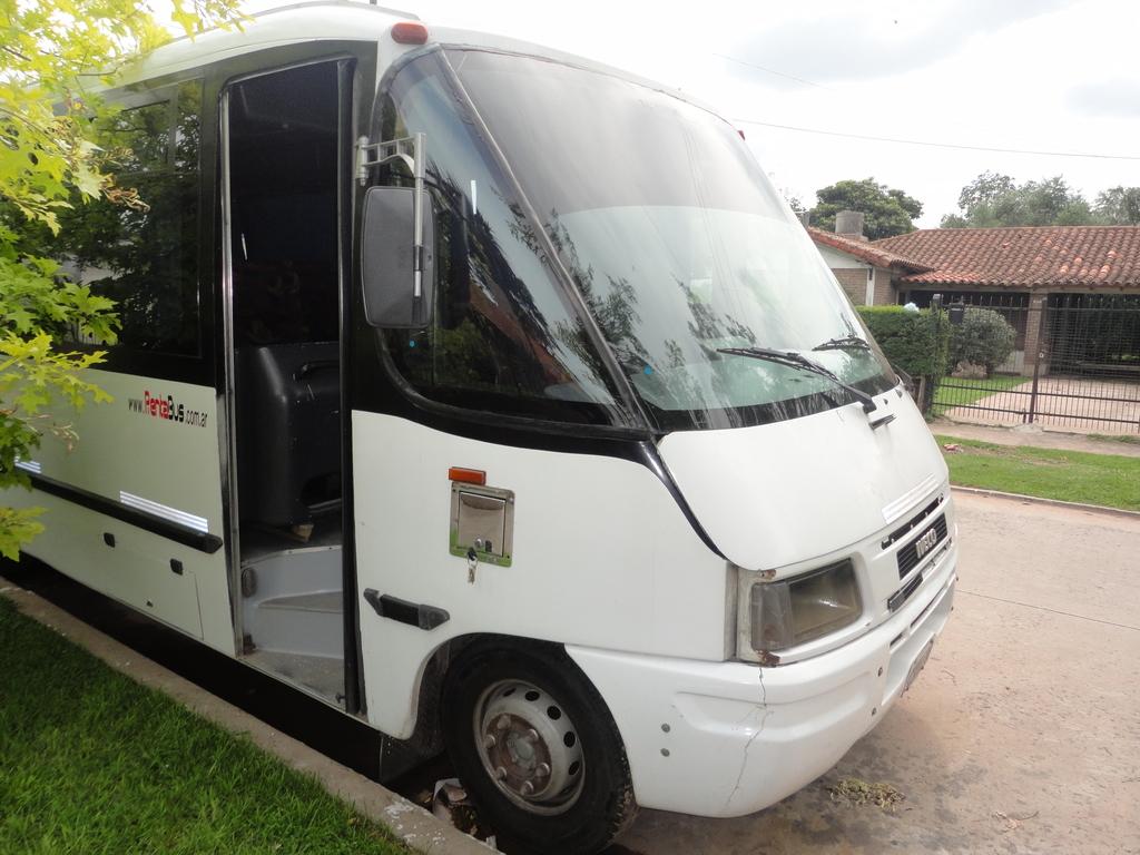 Einer unserer Minibusse in Argentinien