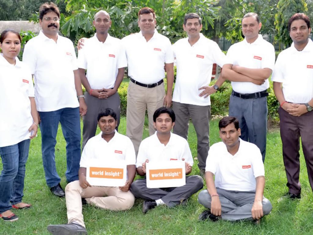 Unser Team in Indien