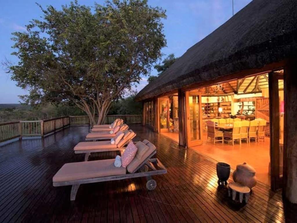 iBhubesi Game Lodge **** in Wildreservat Welgevonden